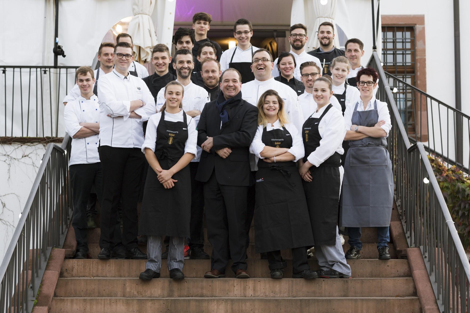 Team Schloss Binningen