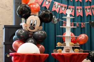 Fotograf Basel Event Fotografie - Kindergeburtstag in Allschwil - Motto Party Mickey Mouse