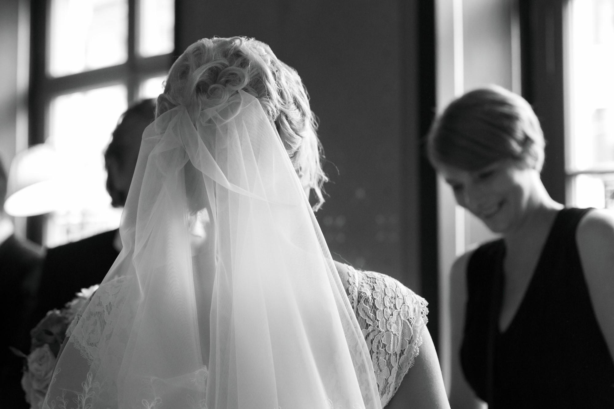 Der Schleier der Braut
