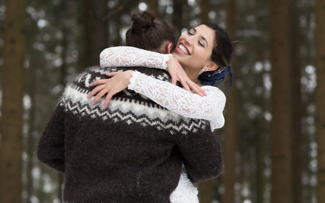 Romantisches Paarfotoshooting in Luzern mit Lauren und Sebi