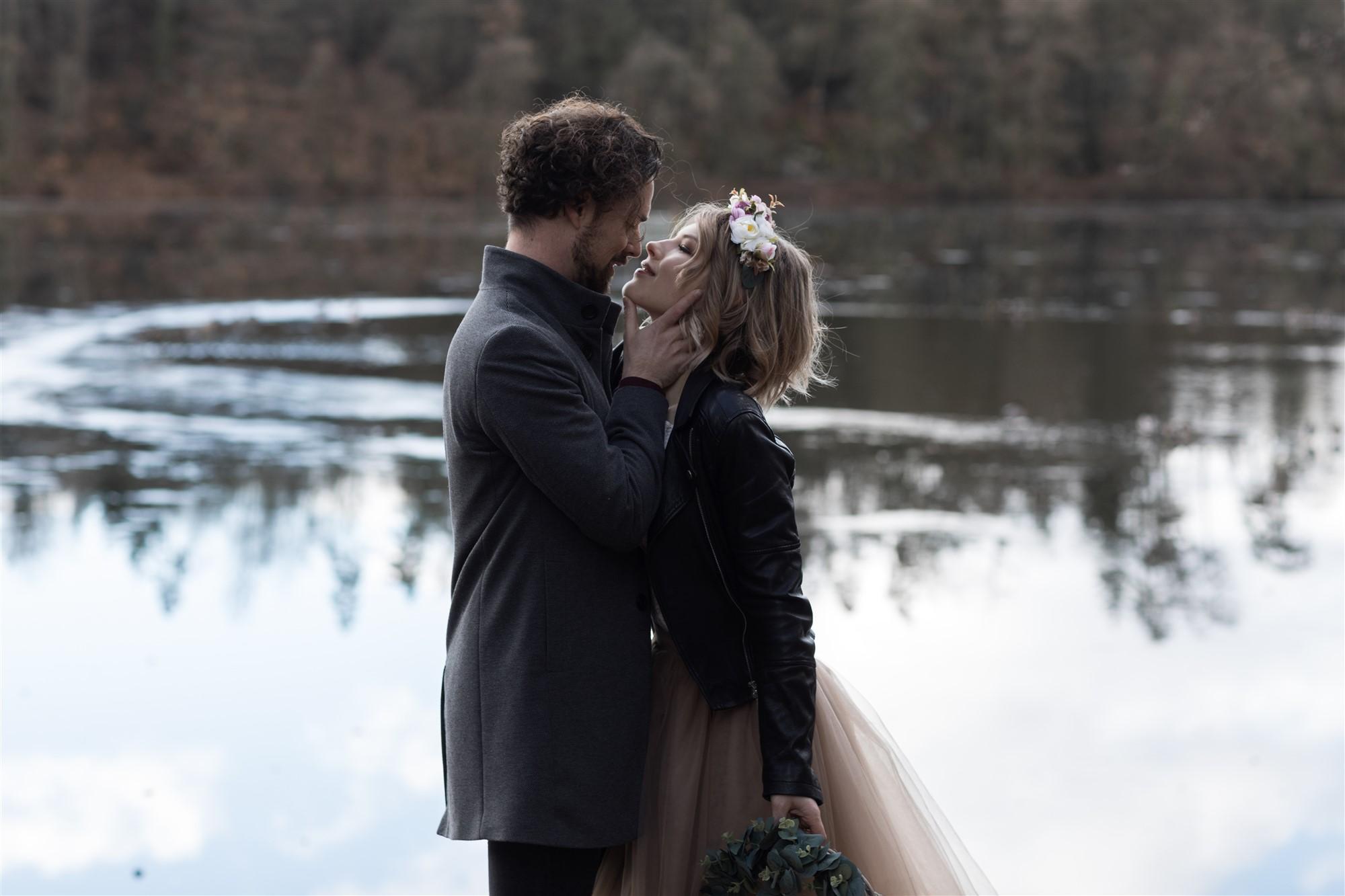 Romantisches Fotoshooting bei der Hochzeitsfotografin Nicole.Gallery