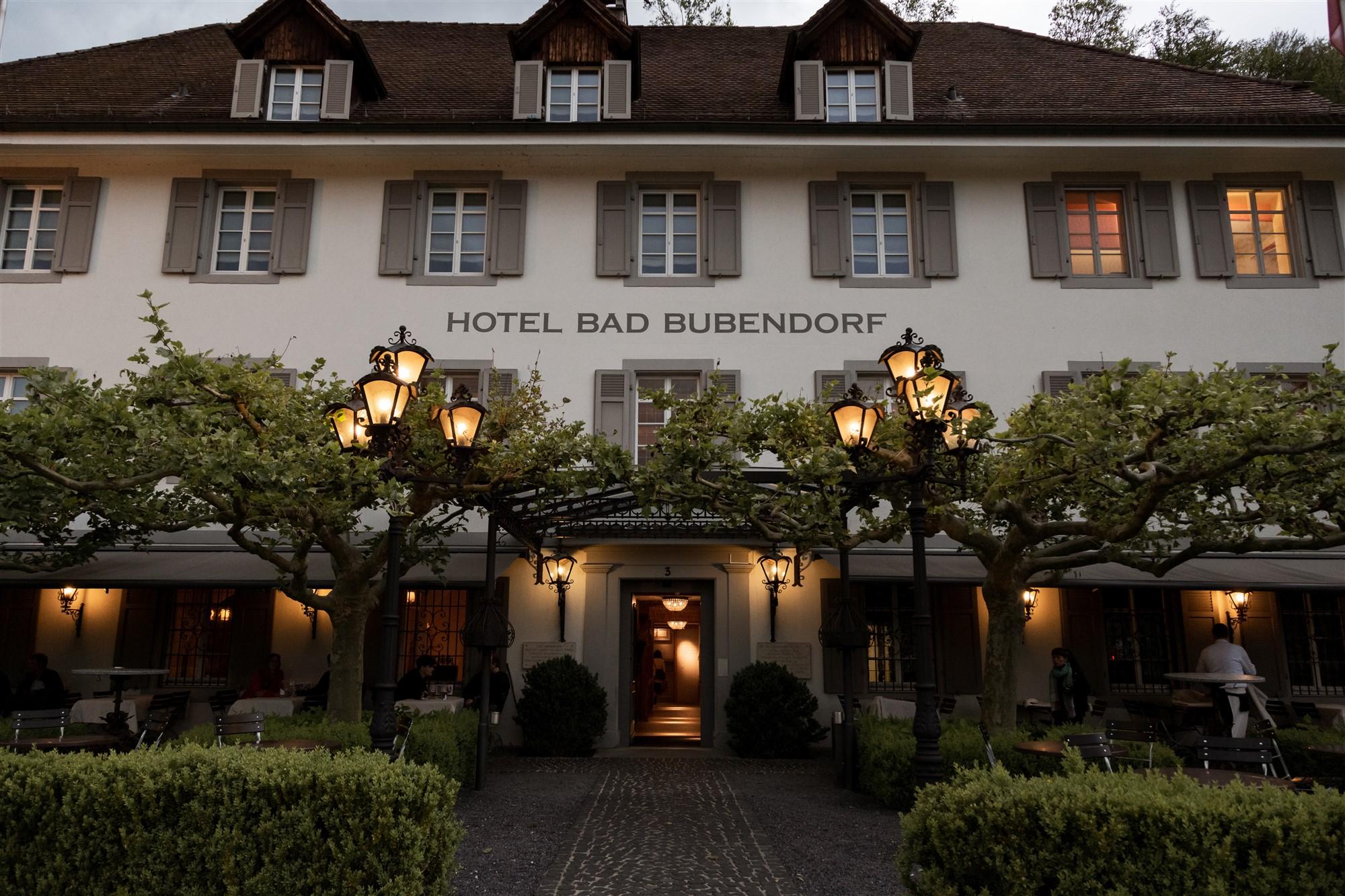 Hotel Bad Bubendorf - Hochzeit - Hochzeitsfotografin Baselland