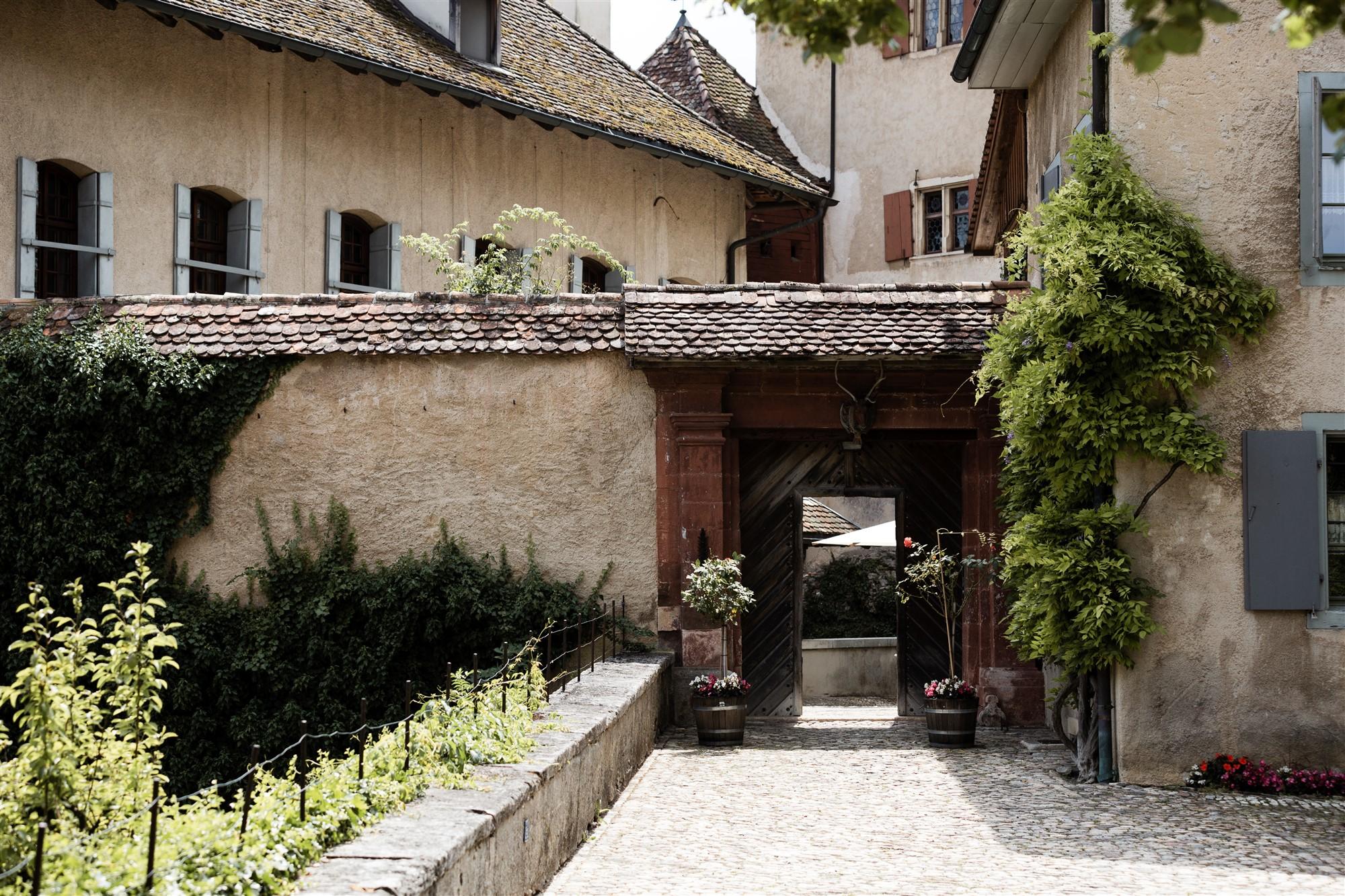 Hochzeit Schloss Wildenstein - Das Schloss