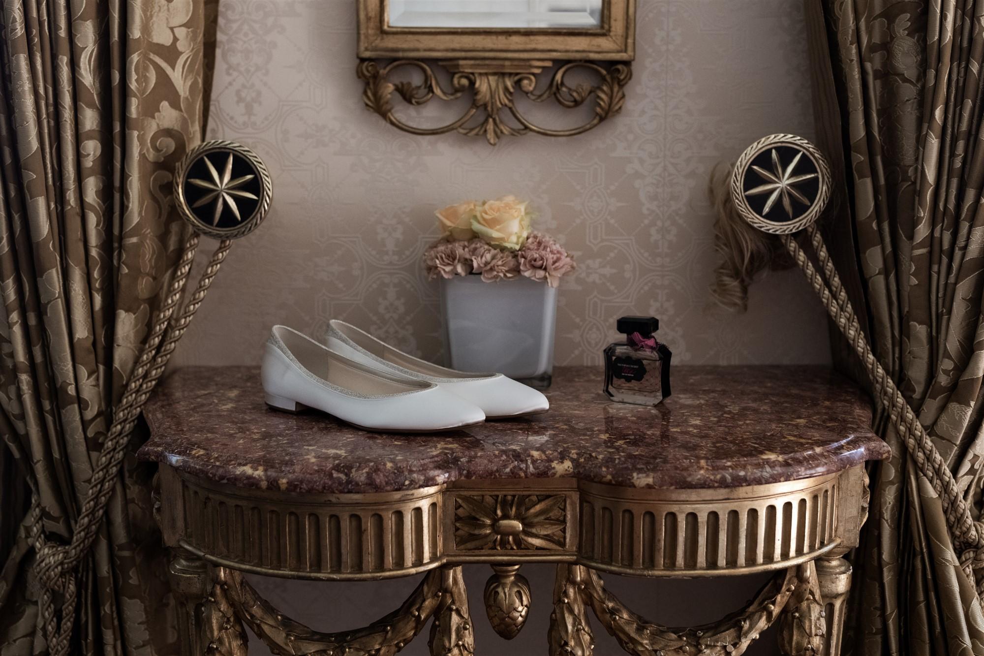 Hochzeitsfotograf Basel Hochzeit Grand Hotel Les Trois Rois Basel - Details