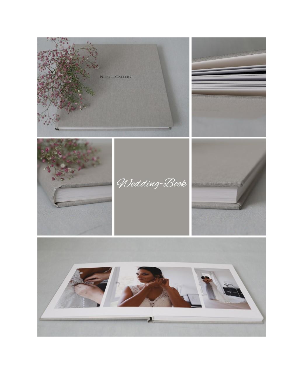 Fotoalbum Hochzeitsalbum Hochzeitsfotograf Basel