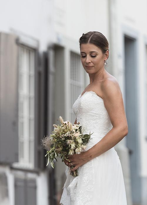 Hochzeit Arlesheim Hochzeitsfotograf Basel Baselland Braut Fotografie