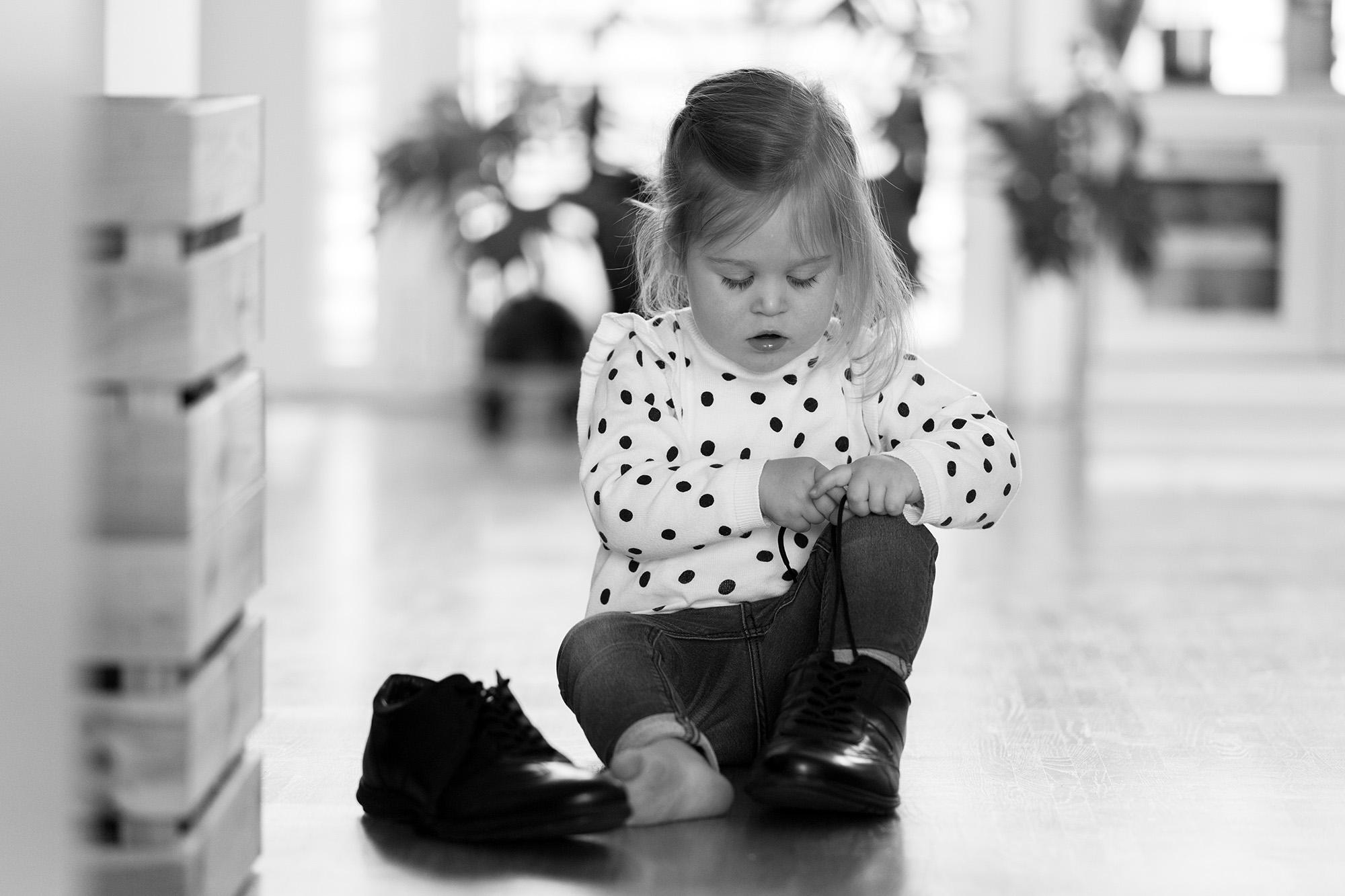 Kinder Fotografie Fotokurs für Eltern - Home Fotoshooting mit Kinder
