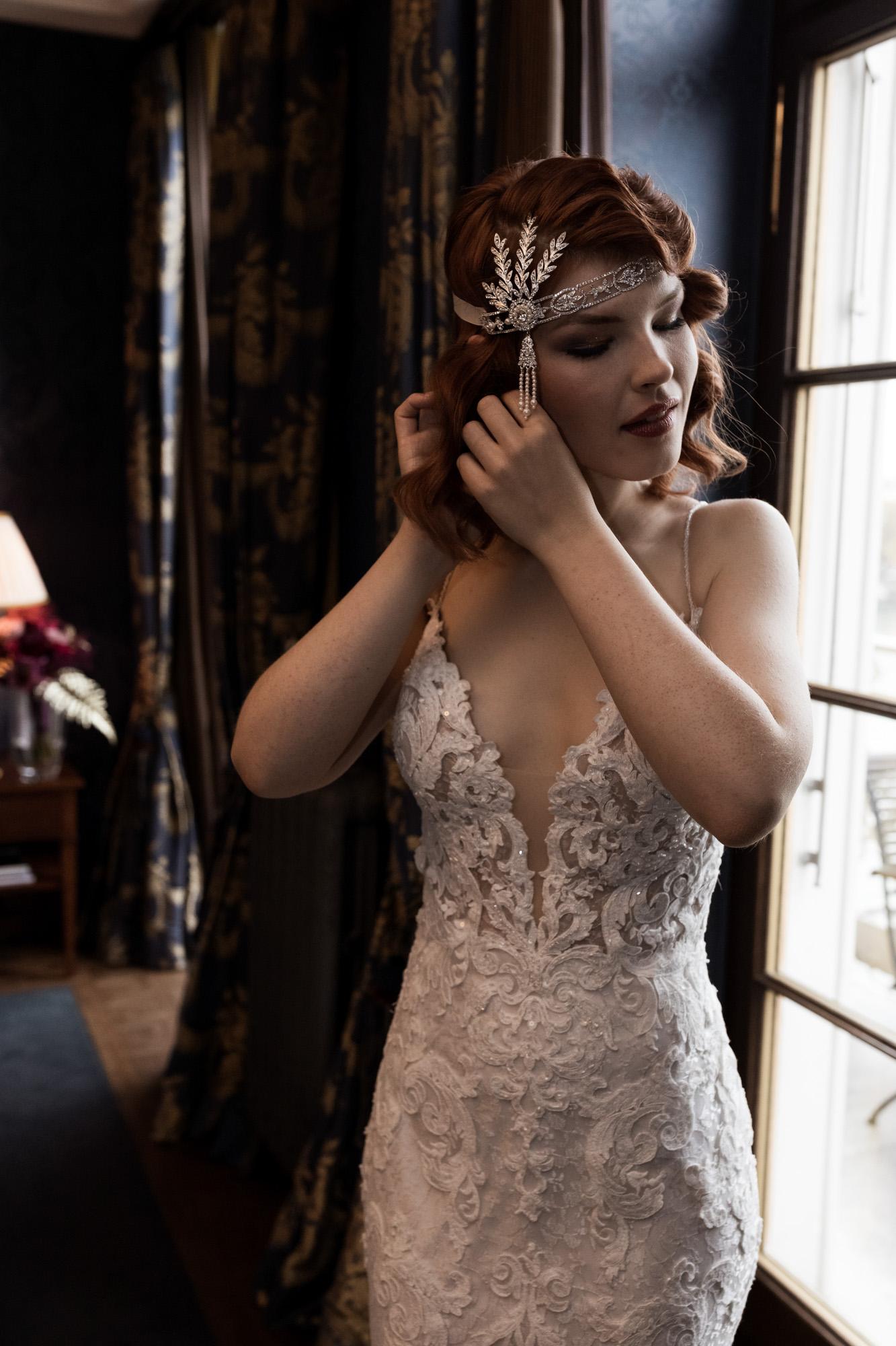 Hochzeitsvorbereitung Braut - Getting Ready
