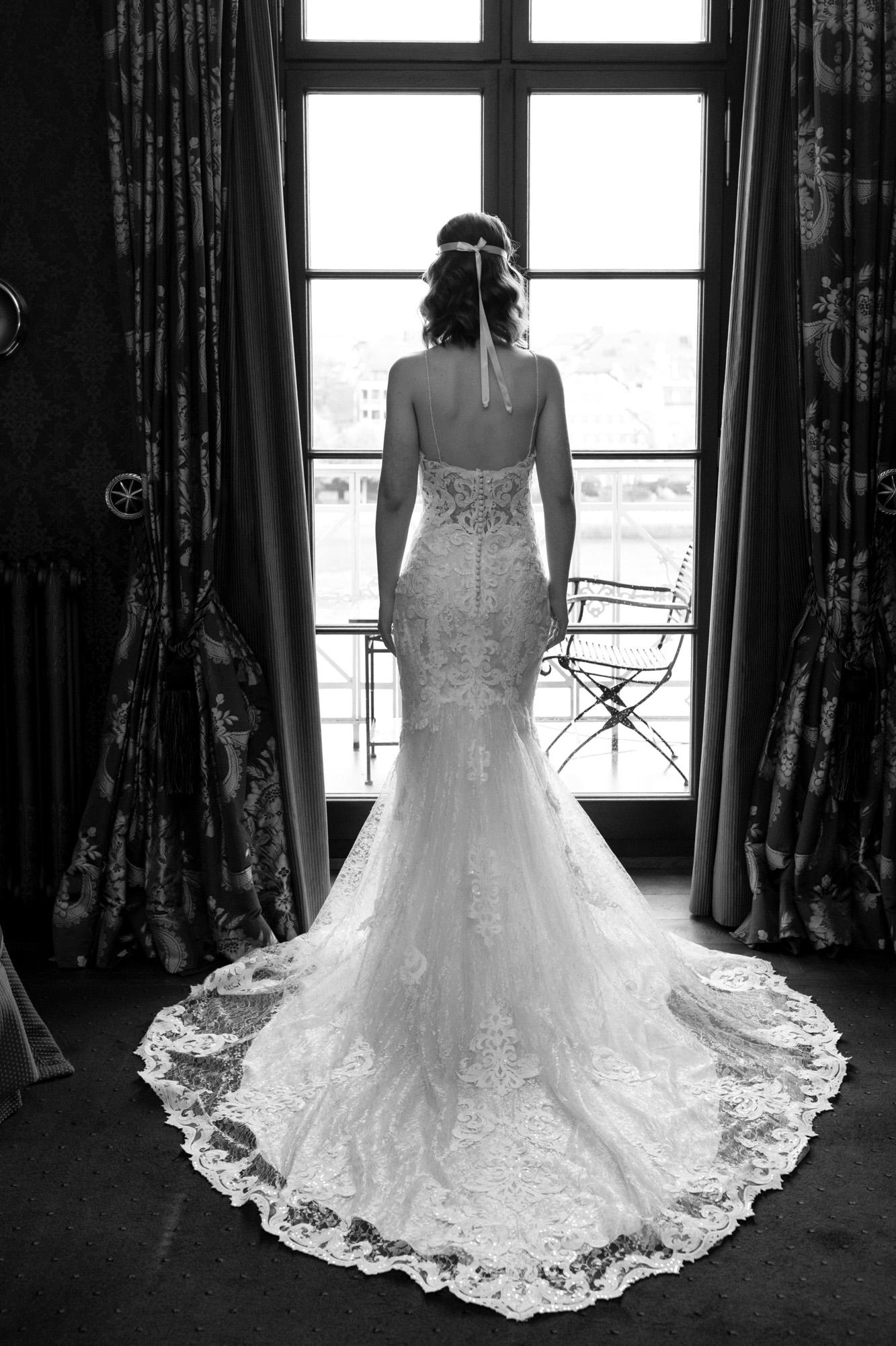 Hochzeitsvorbereitung Braut - Brautkleid White Secret Brautmode Binningen