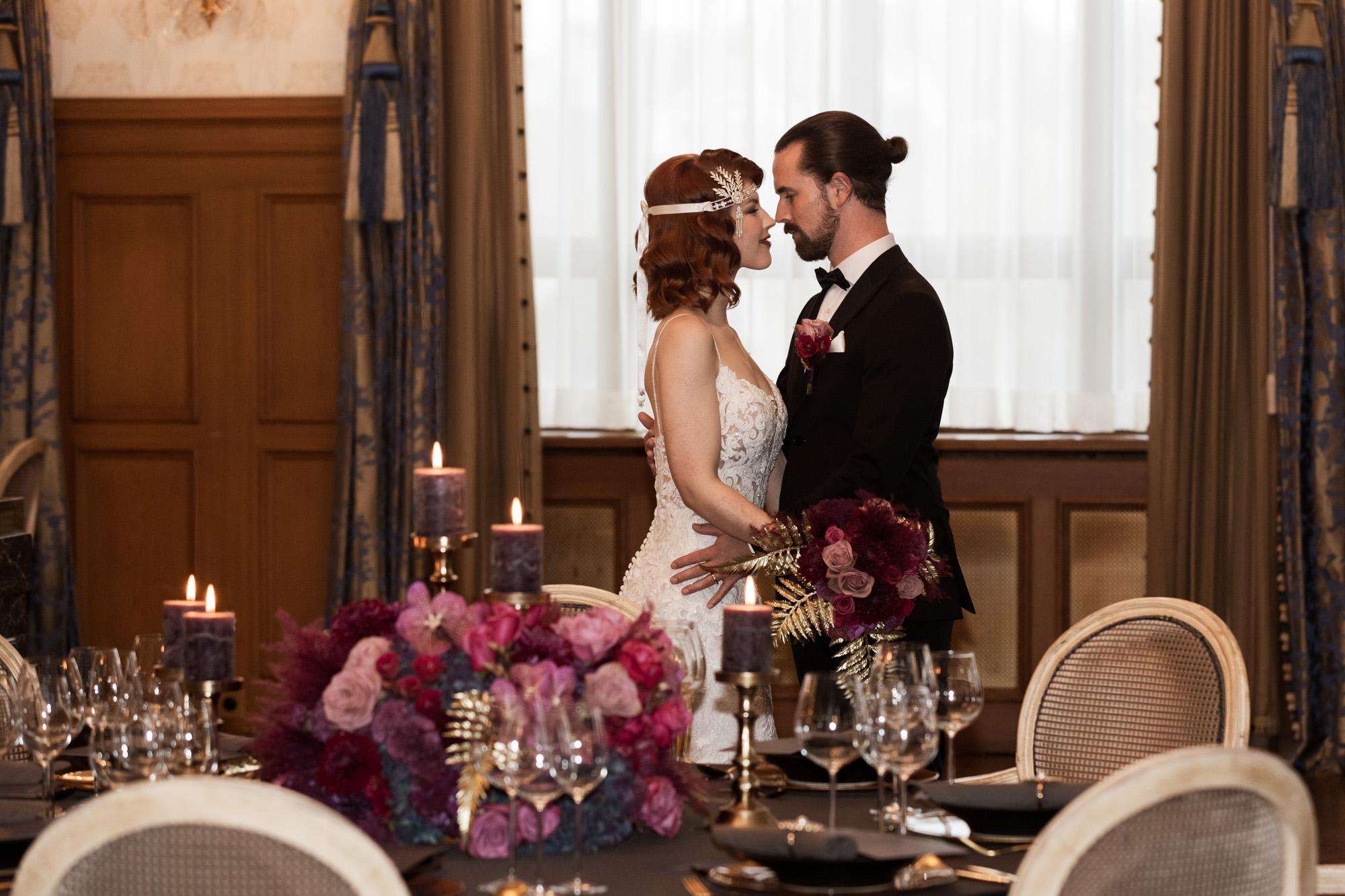 Hochzeit im Grand Hotel Les Trois Rois Basel - Hochzeitsvenue